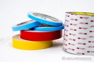 Tapes Dbl Sided 2 - Seal Methods INC