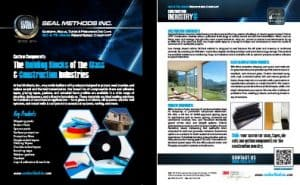 SMI Conustruction Brochure - Seal Methods INC