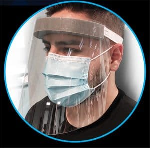 SMI's COVID-19 Face Shields Available Now